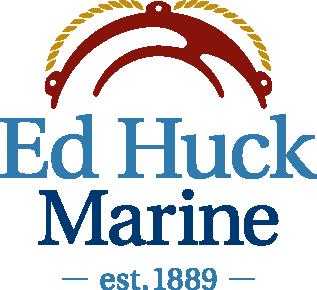 Ed Huck Marine Logo